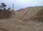 Песок - Гравий - Щебень-отсев-балласт-пгс-камни для фундамента Delivery from