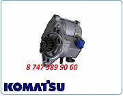 Стартер Komatsu mx202, Yanmar 119740-77020