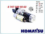 Стартер Komatsu pc2000 600-813-9911