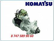 Стартер Komatsu Pc340, pc380 3938504