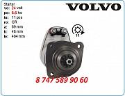 Стартер Volvo ec340 ec360, ec380 9011129122