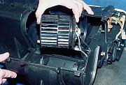 Радиатор печки (только замена)