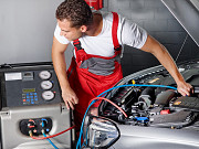 Заправка, ремонт и обслуживани