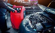 Промывка авто печка без разбор