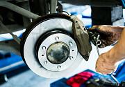 Замена рулевых тяг, наконечник