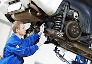 Реставрация ходовой части авто