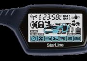 Автосигнализация Star line A93