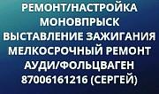 Ремонт моновпрыск,Двс