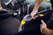 Химчистка вашего авто с выездом!