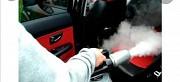 Сухой туман удаляет любые запахи в салоне авто