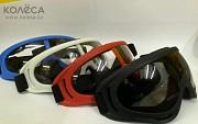 Мотоциклетные очки в ассортиме