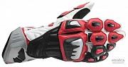 Мотоперчатки Taichi кожаные