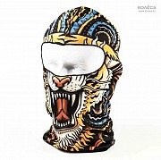 Подшлемник Тигр с рисунком/бал
