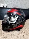 Абсолютно новый мото шлем