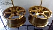 Покраска диски Пескоструи Ре