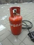 Портативный газ баллон с плитк