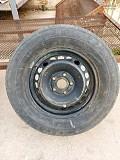 Штамп диска R15 с шиной 215/65