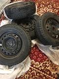 Штампованные диски r15 с зимне