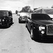 RollsRoyce, Bentley, Алматы