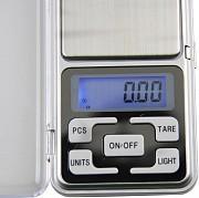 Весы карманные, портативные, ювелирные, до 200 г./ 0.01 г. Delivery from