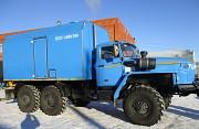 Продается новый ППУА-1600/100 с мойкой высокого давления UNISTEAM- M1 на базе шасси Урал 4320-1912-