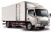 Изотермический фургон JAC N 56