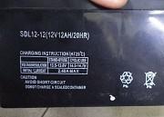Аккумуляторы универсальные 6V 12V, Новые в наличии Delivery from