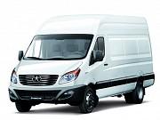 Цельнометаллический фургон на базе JAC Sanray 6С дизель