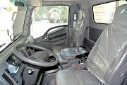 Изотермический фургон с ХОУ JAC N 80 Delivery from