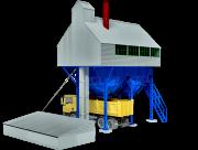 Зерноочистительный комплекс ЗАВ-20
