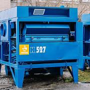 Зерноочистительная машина Петкус К-527(с аспирацией
